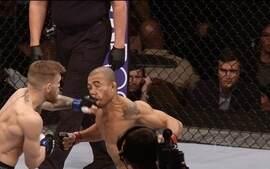 Conor McGregor vence José Aldo por nocaute no UFC 194