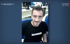 Em vídeo, Mancuello diz que vai jogar no Flamengo para ganhar do Vasco