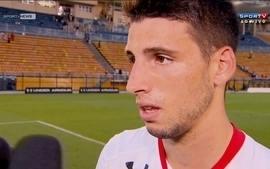 Argentino Calleri é o destaque do São Paulo na vitória sobre o Água Santa por 4 a 0