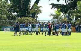 Conquistar um lugar no time de Deivid não vai ser tarefa fácil no Cruzeiro
