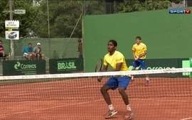 Brasil vence Equador e garante vaga na fase mundial da Copa Davis júnior