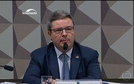 Relator da comissão no Senado recomenda impeachment de Dilma
