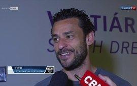 Após mais um gol, Fred fala de momento no Atlético-MG e elogia Cazares