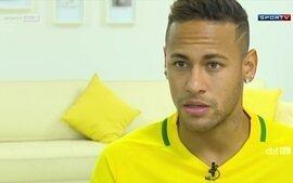 Neymar fala sobre a expectativa para a Olimpíada:'' Nós temos um grupo muito forte''