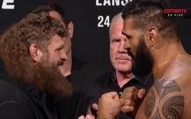 Roy Nelson e Bigfoot Silva passam pela pesagem do UFC: Brasília