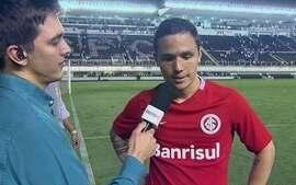 Jogador diz que situação do Inter é uma m... e Roth cita Einstein