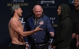 Donald Cerrone e Matt Brown se encaram pelo peso-meio-médio no UFC 206