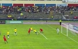 Melhores momentos: Brasil 0 x 0 Chile pelo Campeonato Sul-Americano Sub-20