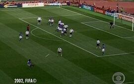 Copa do Mundo da Coreia e do Japão - 2002: Brasil 2 x 1 Inglaterra