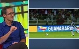 Comentaristas analisam momento do Flamengo e confusão da semifinal da Taça Guanabara