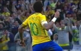 Brasil vence o Paraguai e se garante na Copa do Mundo da Rússia