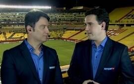 Raphael Rezende vê boa atuação de Camilo, mesmo com pênalti perdido