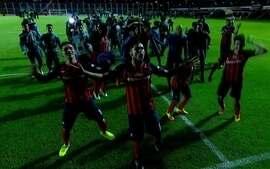 Redação AM: Luis Parra e Equipe narram a classificação do San Lorenzo na Libertadores