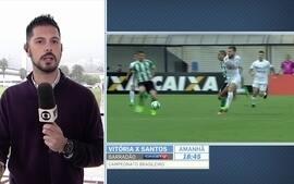 Futuro de Lucas Lima segue incerto no Santos, e Palmeiras estaria interessado no meia