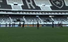 Botafogo recebe o Atlético-MG pela Copa do Brasil precisando de gols