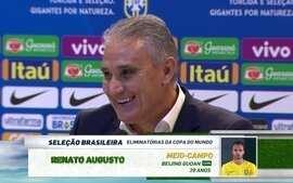 Tite explica critérios e convoca Seleção Brasileira