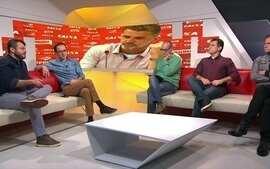 """""""Ato intolerante"""", diz Eric Faria sobre discussão de Vagner Mancini com jornalista"""