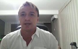 Paulo Nunes fala sobre expectativa para jogo do Grêmio e elogia Renato e Luan