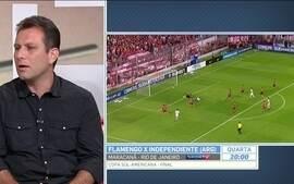 Jornalistas manteriam Guerrero no Flamengo, mas sem salários