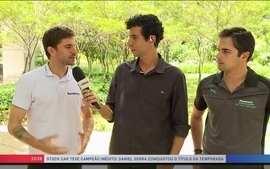 Campeões da Stock Car e Fórmula E, Daniel Serra e Nelsinho Piquet participam do Giro Motor