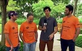 Giro Motor: pilotos da Stock Car e atores formam equipe para as 500 milhas de kart