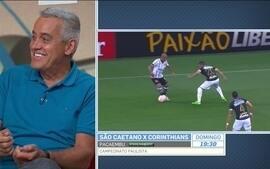 Mauro Naves lembra que Emerson Sheik mandou mensagem para presidente do Corinthians