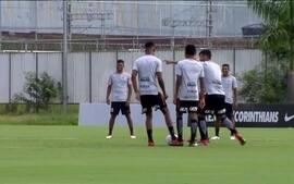 Corinthians se prepara para enfrentar Ferroviária pelo Paulistão