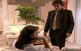 Eduarda continua furiosa com Marcelo
