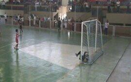 Gol do goleiro Henrique, enviado por Fabio Bernardo