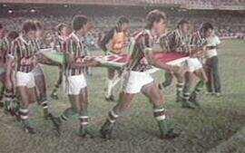 Em 1989, os gols de Fluminense 3 X 2 Vasco pela Copa União