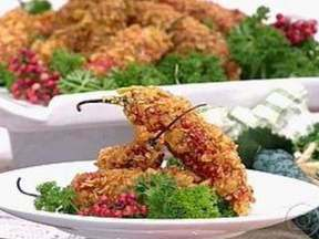 Pimenta Crocante Recheada - Foto de Mais Você na TV