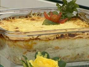 Batata Cremosa - Foto de Mais Você na TV