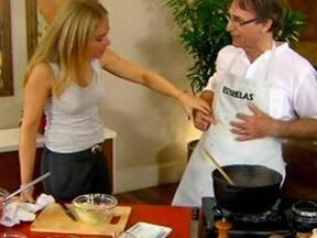Espaguete do Herson Capri