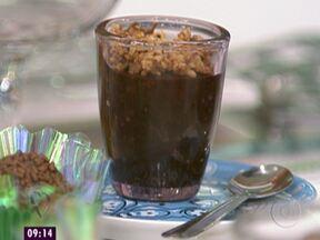 Brigadeiro de Avelã - Foto de Mais Você na TV