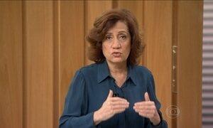 'País está no meio de um terremoto', diz Miriam Leitão sobre Petrobras