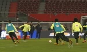 Seleção Brasileira enfrenta a Áustria em amistoso nesta terça-feira (18)
