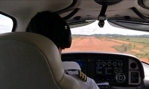 Operação encontra pistas de pouso clandestinas na Amazônia