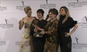 TV Globo vence Emmy Internacional com novela 'Joia Rara'