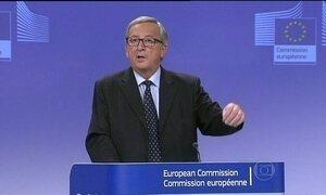 União Europeia anuncia plano de investimento de € 300 bilhões