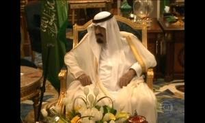 Rei Abdullah, da Arábia Saudita, morre após 20 anos no poder