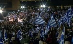 Grécia vai às urnas para escolher o novo Parlamento no domingo (25)