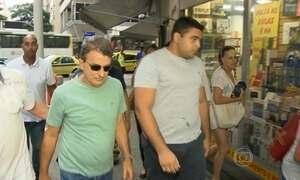 Polícia prende pai e motorista do carro que matou Rafael Mascarenhas