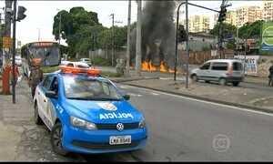 Operação na zona norte do Rio termina com 15 presos