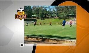 Participante de 2013 vira titular em time de futebol profissional
