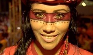 Em Manaus, quem dita o ritmo do carnaval é o boi