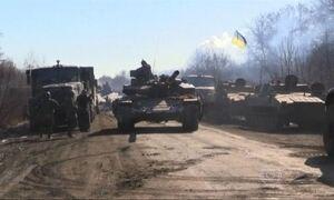Ucrânia sofre uma das piores derrotas militares desde o início da guerra civil