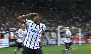 Corinthians derrota o São Paulo em sua estreia na Libertadores