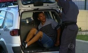 Perseguição policial assusta motoristas em São Paulo