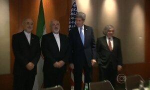 EUA e Irã tentam um entendimento sobre o programa nuclear