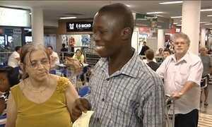 Ganês consegue viajar para Guiana após ida para Goiânia por engano